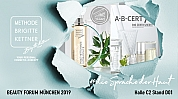 Beauty Forum Munich 2019 - We will also be there!