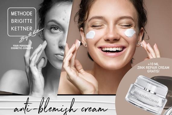 anti-blemish cream