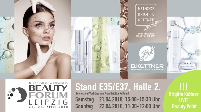 Beauty Forum Leipzig 2018