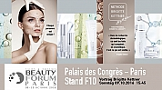 Visit us at BEAUTY FORUM PARIS!